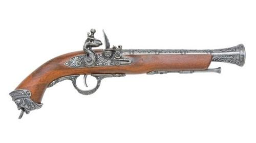 Piratska flintlock pištola